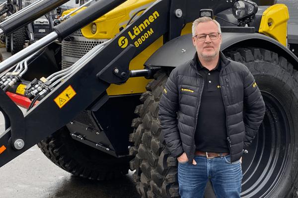 Lännen Tractors AB förstärker i mellersta Götaland